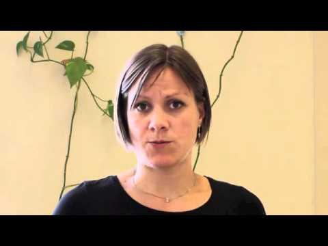 Talsperson Hanna E Marcussen Youtube