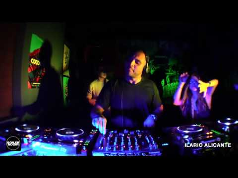 Electronic: Ilario Alicante Boiler Room Frankfurt DJ Set