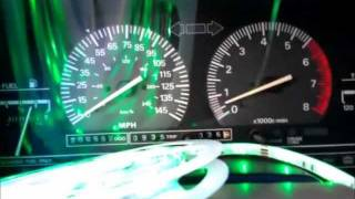 Nissan Consult Drifting Lights