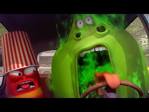 LARVA - DRIVING RULES LARVA | Cartoon Movie | Cartoons | Comics | Larva Cartoon | LARVA Official
