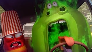 LARVA - DRIVING RULES LARVA | Cartoon Movie | Cartoons For Children | Larva Cartoon | LARVA Official thumbnail