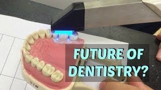 The Future of Dentistry + Dental School Vlog || Brittany Goes to Dental School
