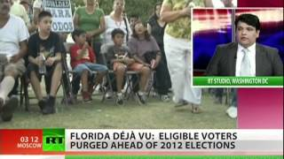 Florida to suppress the vote?