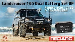 Lead Crystal Battery | Dual Battery | Crystal Lead & Redarc BCDC1240D | ALLOFFROAD #139 [2018]