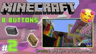 """MINECRAFT Escape: Find the 8 Buttons z MaryKateAn! [2/2] - """"RusShoFFo i tęczowo"""""""