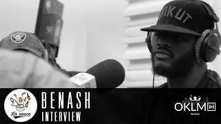#LaSauce - Invité : BENASH sur OKLM Radio - 29/03/17 thumbnail