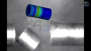 High-strain-rate Testing of Materials Using Split Hopkinson Pressure/Tension Bar