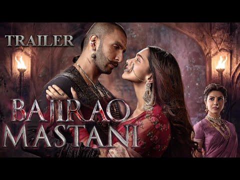 Download Bajirao Mastani Official Trailer OUT | Ranveer Singh, Deepika Padukone, Priyanka Chopra