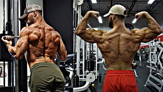Best Back Workout !! With Julian Smith😉-Time For BACK DAY🔥