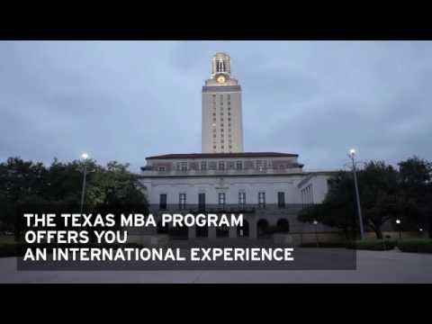 Study in Mexico or Study in US, McCombs School of Business