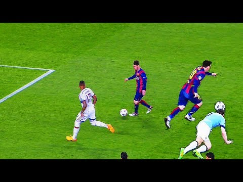 1 or 2 Times Not Enough for Lionel Messi ¡! ||HD||