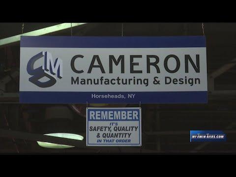 Cameron Manufacturing & Design Furloughs 75 Employees