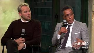 """Andre Royo And Josh Locy Discuss Their Film, """"Hunter Gatherer""""   BUILD Series"""