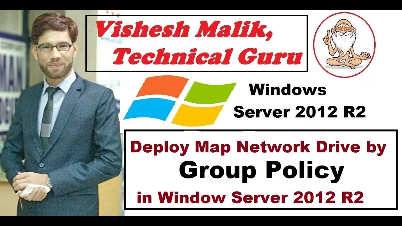 how to deploy map network drive by group policy in window server  r. how to deploy map network drive by group policy in window server