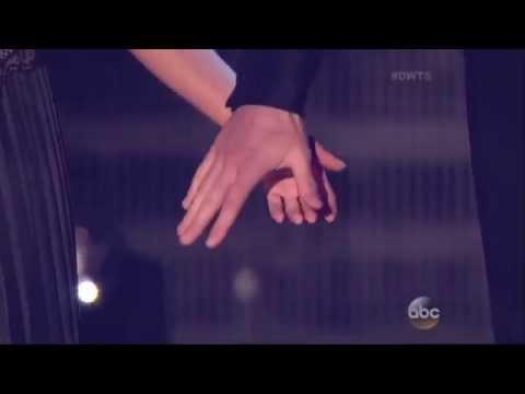 Maksim Chmerkovskiy & Meryl Davis dancing Tango on DWTS 4 21 14