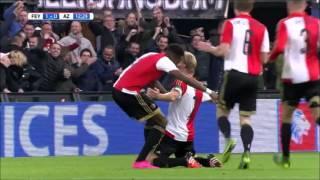 1e Seizoenshelft Feyenoord 2015/2016