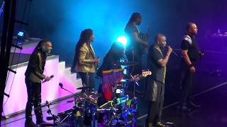 Earth Wind and Fire - Boogie Wonderland / Let's Groove - Buffalo, NY - 08/11/17