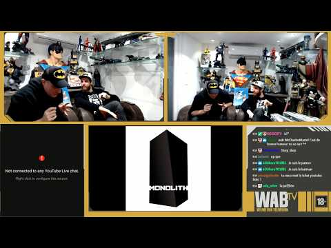 Radio Commis #3 - Spécial Batman avec Monolith !