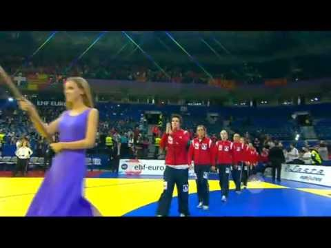 EHF EURO 2012 Final: Norway - Montenegro