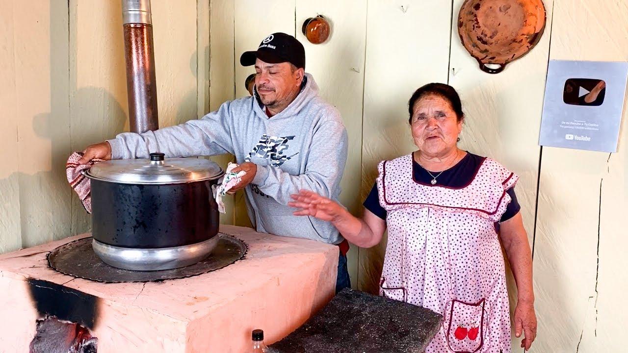 Tamales De Carne En Chile Rojo De Mi Rancho A Tu Cocina Youtube