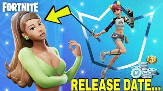 *NEW* How To GET SUMMER AVA SKIN NOW*RELEASE DATE*In Item Shop|ARIANA GRANDE SKIN Concert Info +MORE