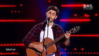 """Hiorhi Darakhvelidze – """"All I want"""" – Blind Audition – The Voice of Ukraine – season 9"""
