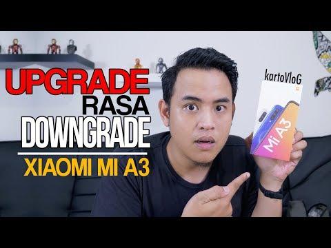 UPGRADE RASA DOWNGRADE! Xiaomi Mi A3 Unboxing & Hands On Indonesia
