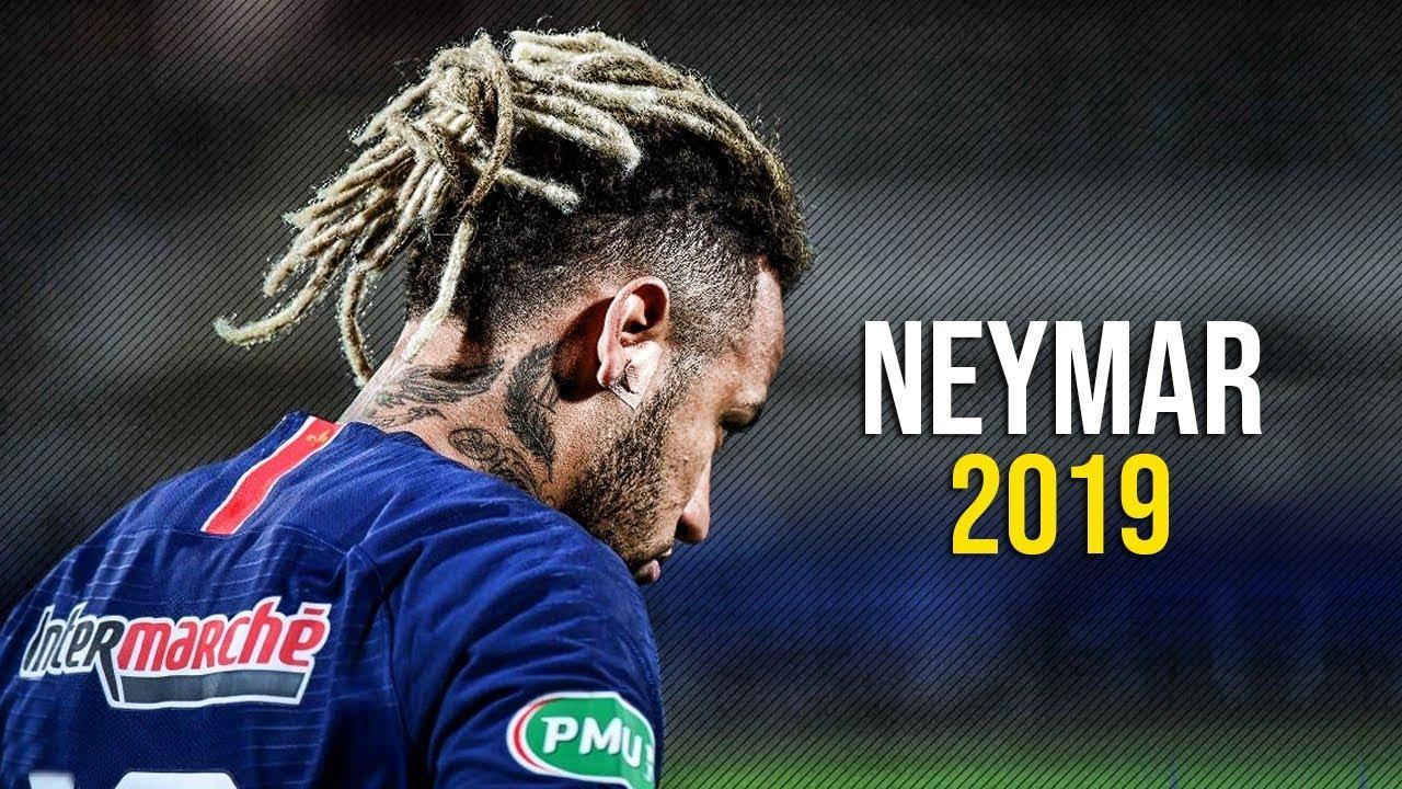 Neymar Jr 2019 Fearless Craziest Skills & Goals HD