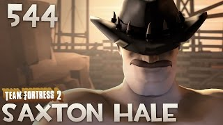 Team Fortress 2 Saxton Hale Gameplay | I'm Vagineer | Episode 544
