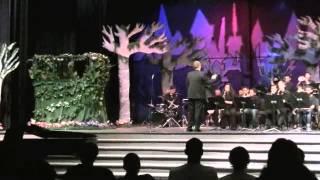 Blues at Frog Bottom performed by Alameda International High School Jazz Band October 24, 2013