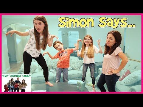 Simon Says / That YouTub3 Family