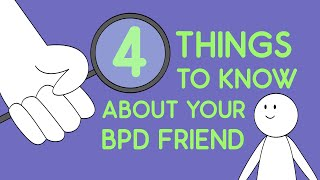 Borderline Personality Disorder: 4 Things We Want You To Understand