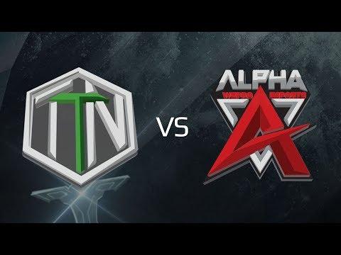TTN vs Alpha Team [Vòng 14 - Ván 1][22.10.2017]