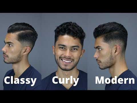 Hairstyles For Curly Wavy Hair