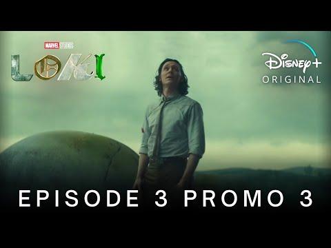 Marvel Studios' LOKI   EPISODE 3 PROMO TRAILER 3   Disney+