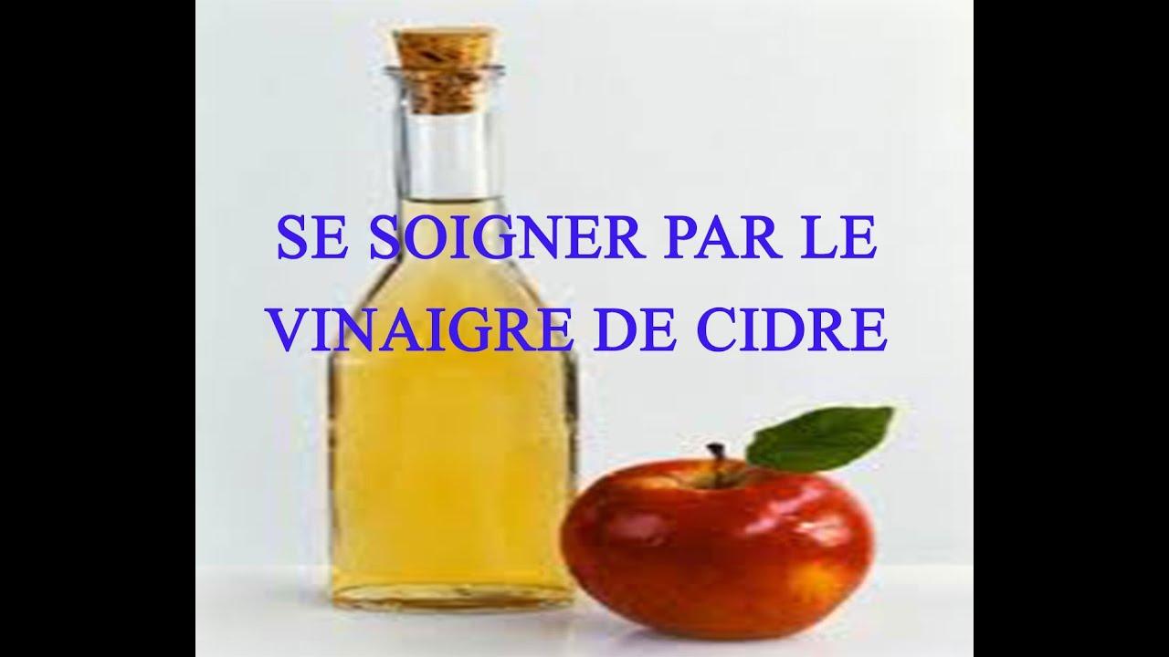 Soigner 20 maux par le vinaigre de cidre - YouTube