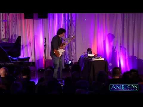 AMBIcon 2013: JEFF PEARCE Full Concert (Production Video)