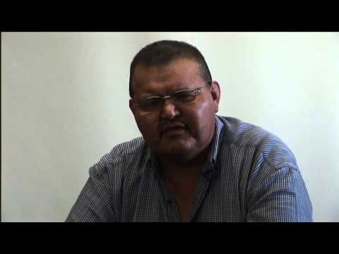 Carl Holiday Gives A Personal Account Of The Uranium Mining Legacy On Navajo Nation