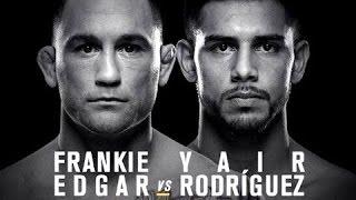 Pelea completa/ Yair Rodríguez vs Frankie Edgar / UFC 211 SUSCRIBANSE gracias thumbnail