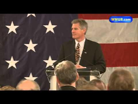 Scott Brown to run for Senate in NH