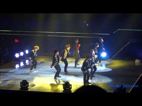 "[FANCAM] 130602 SJ: SS5 in Jakarta, Indonesia (Day 2) ""Super Junior - ..."