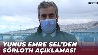 Sörloth Yeniden Trabzonspor'a Mı Geliyor? Yunus Emre Sel Açıkladı