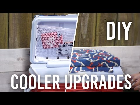How to Upgrade your Cooler : DIY