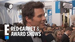 James Marsden Takes Mini-Me Son to 2017 SAG Awards | E! Red Carpet & Award Shows