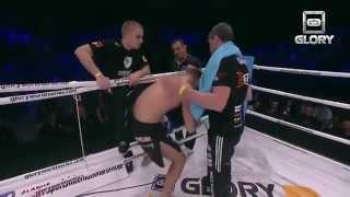 GLORY 6 Istanbul - Marc De Bonte vs Lhoucine Ouzgni (Full Video)