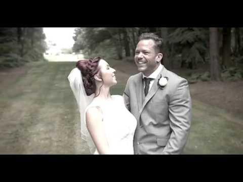 Marc & Shannon - Wedding - Foxhills