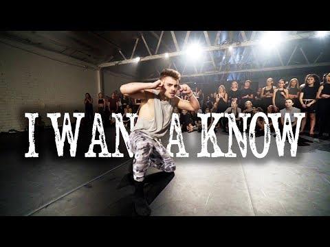I Wanna Know - NOTD Feat Bea Miller | Brian Friedman Choreography | IAF