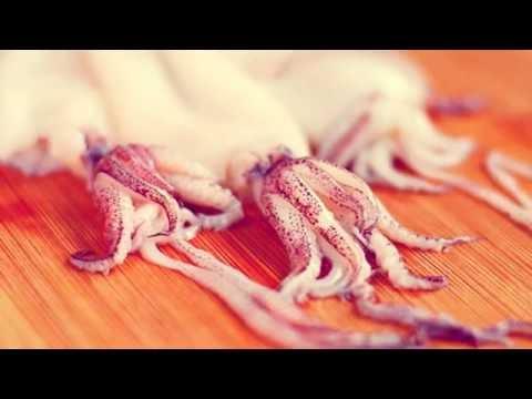 КАЛЬМАР ПОЛЬЗА И ВРЕД | полезно ли есть кальмары, чем полезен кальмар,