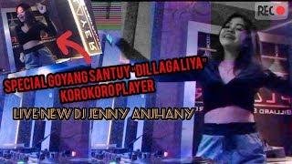 "Download Mp3 Live Dj Jenny Anjhany - Special""dil Laga Liya""  Korokoro Player"