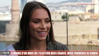Le 18:18 - Miss Provence 2020 se confie à moins d'un mois de l'élection de Miss France